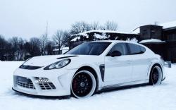 Испытания зимних спортивных шин 2013 от Auto Bild