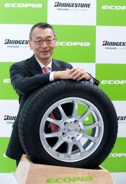 Знакомьтесь, Ecopia – новые покрышки от Bridgestone